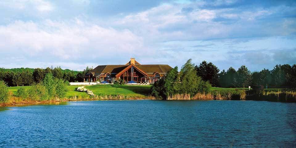 Golf Hôtel de Mont Griffon - Extérieurs