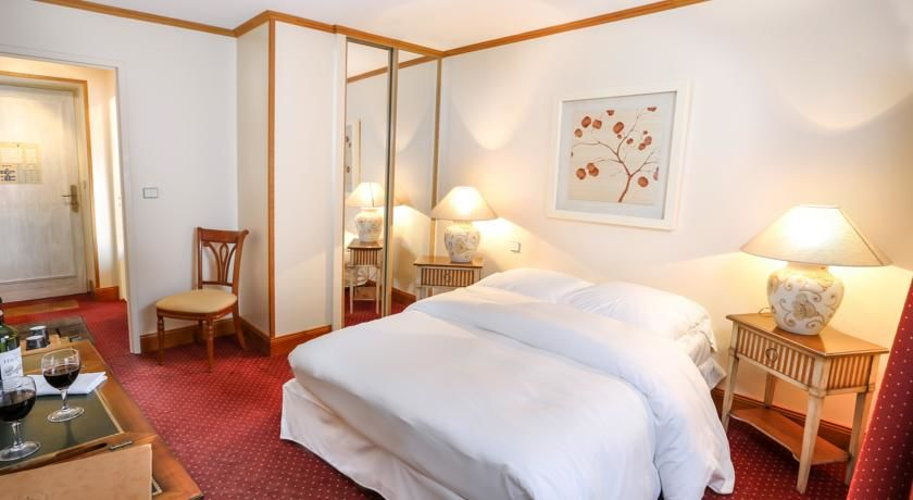 Domaine Et Golf De Vaugouard - Chambre 2