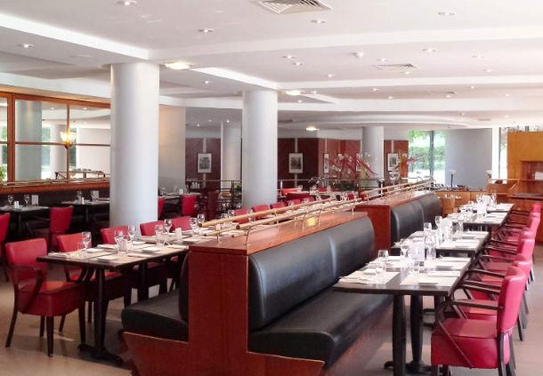 Paris Roissy Charles de Gaulle Airport Hôtel - Restaurant 1