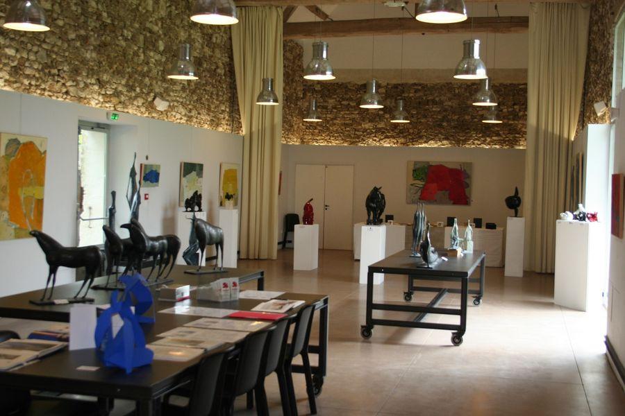La Grange Mauvoisin - Exposition d'art