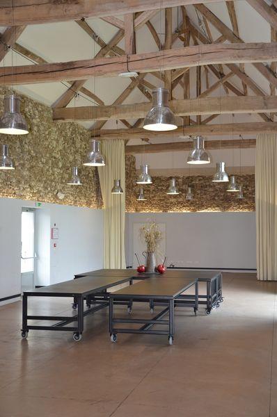 La Grange Mauvoisin - Grande salle