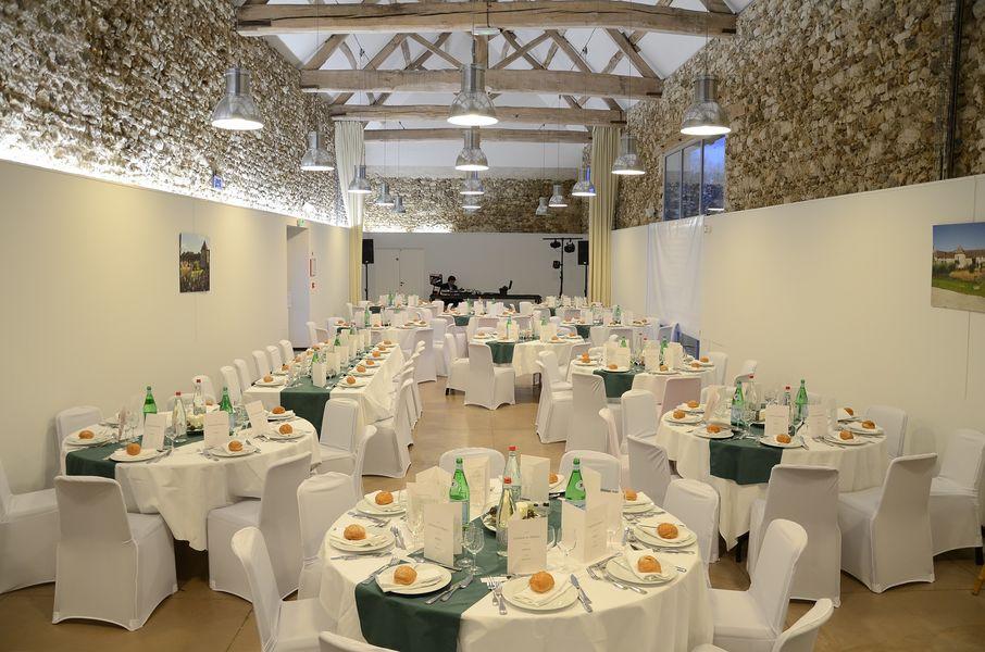 La Grange Mauvoisin - Réception 2