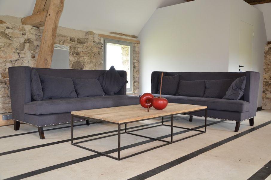 La Grange Mauvoisin - Lounge Mezzanine 2