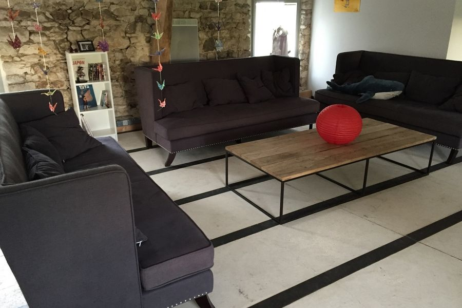La Grange Mauvoisin - Lounge Mezzanine