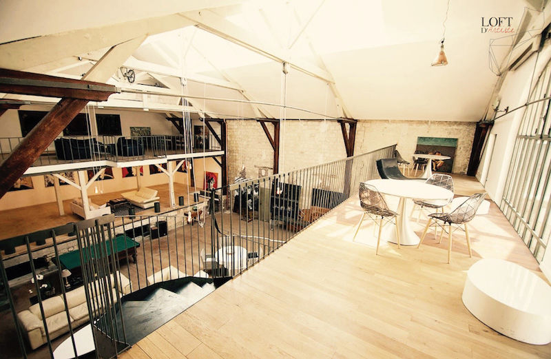 Loft D'Artiste - Mezzanine 1