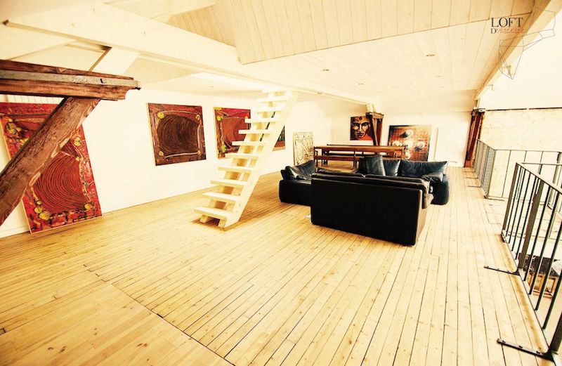 Loft D'Artiste - Mezzanine 3