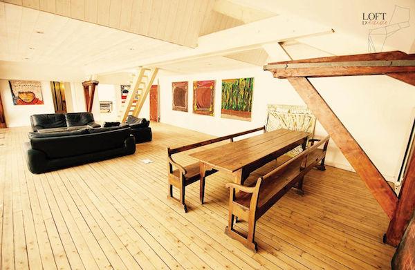 Loft D'Artiste - Mezzanine 4