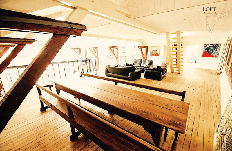 Loft D'Artiste - Mezzanine 5