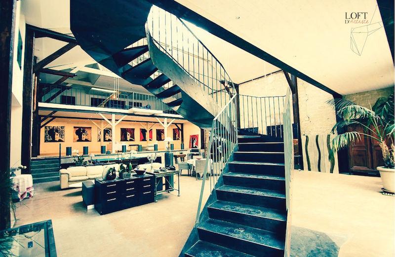 Loft D'Artiste - Salle principale 1