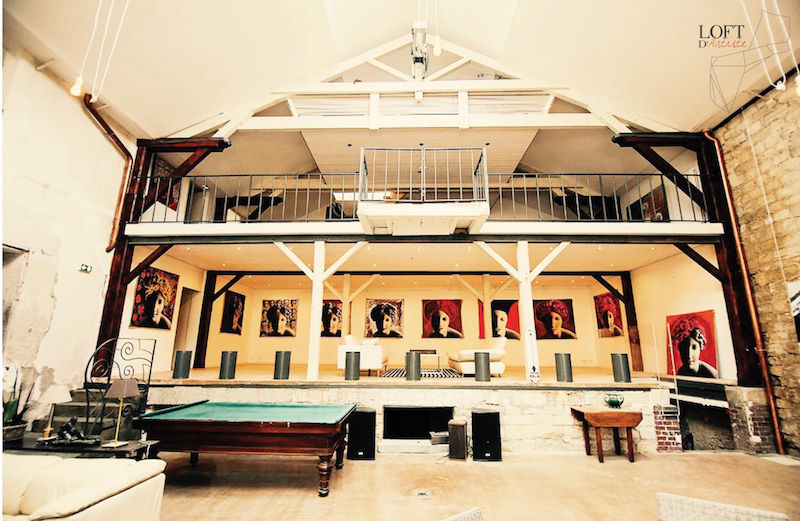 Loft D'Artiste - Salle principale 3
