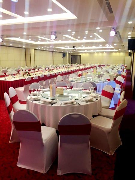 Chinagora Hotel - Réception