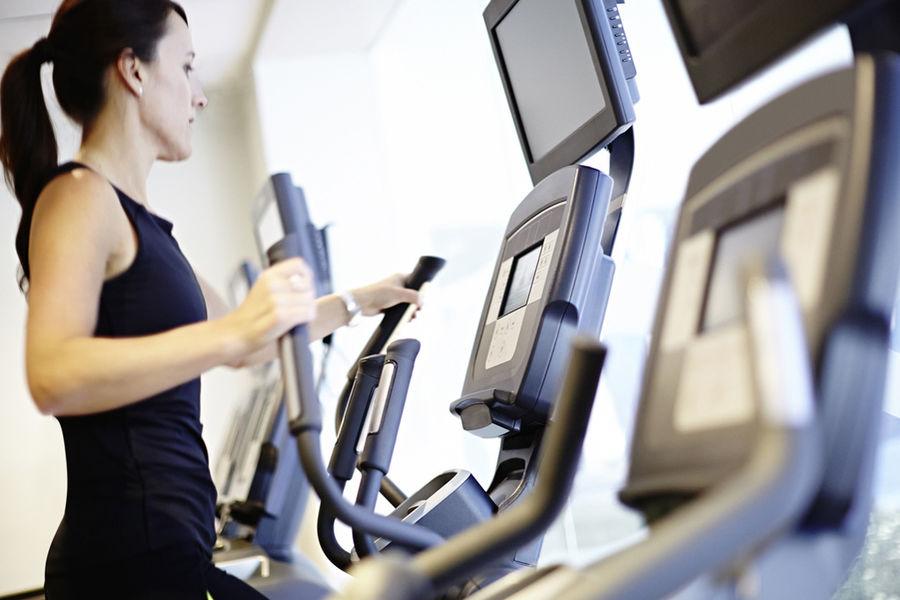 Novotel CHâteau des Maffliers - Salle de Fitness