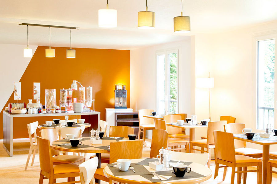Novotel CHâteau des Maffliers - Petit-déjeuner
