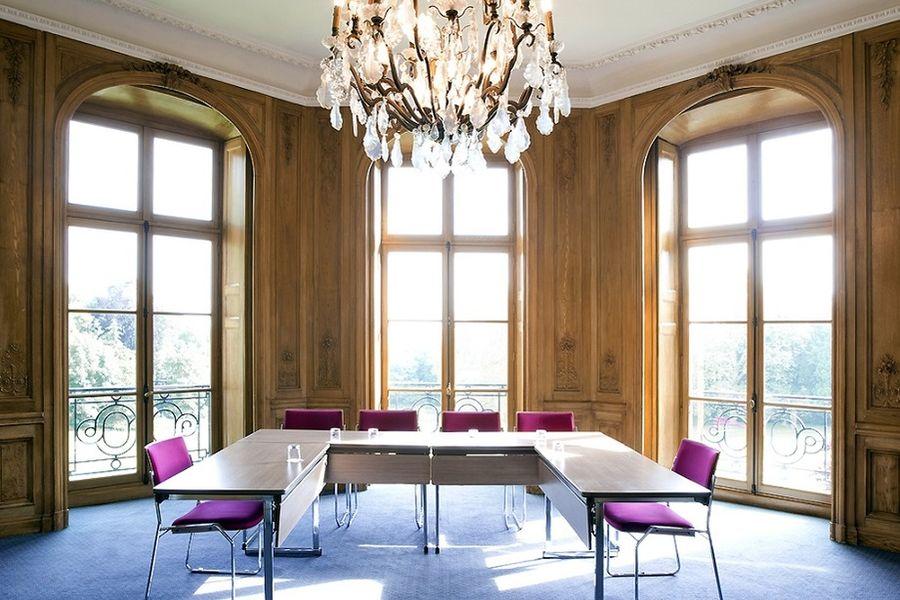 Novotel CHâteau des Maffliers - Salle de réunion 1