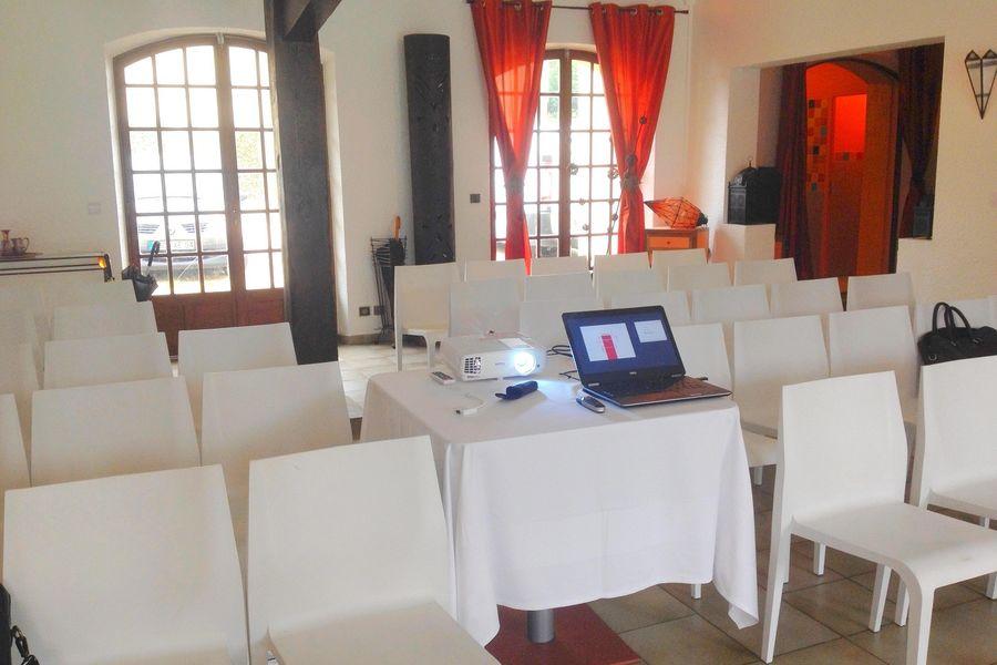 Domain de la Ferrière - Salle de réunion