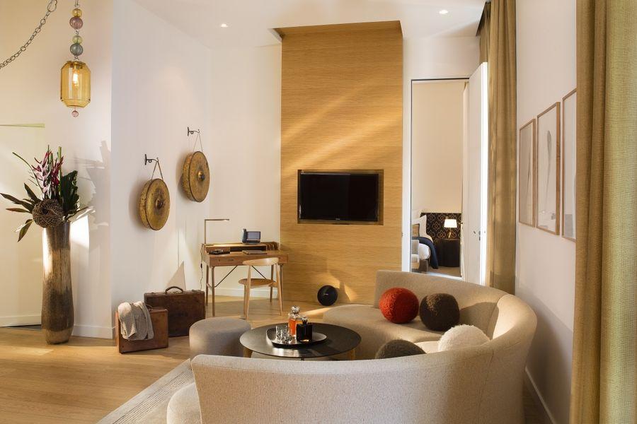 Hotel Marignan - Suite Prestige 4
