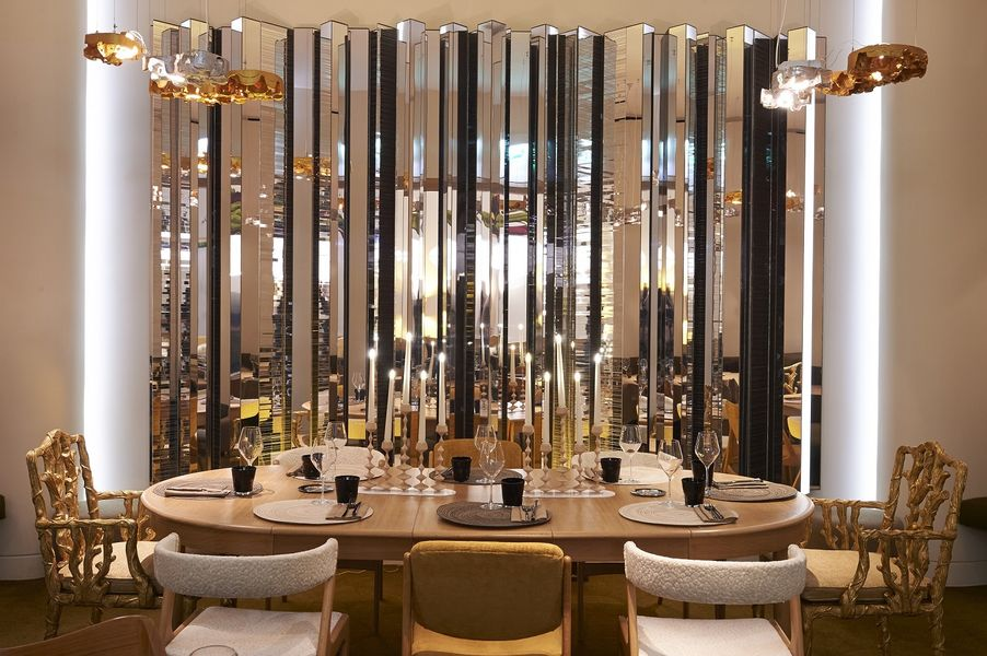 Hotel Marignan - Restaurant