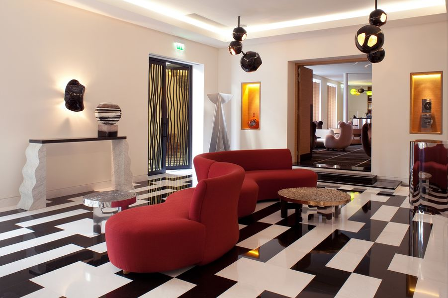 Hotel Marignan - Lobby 2