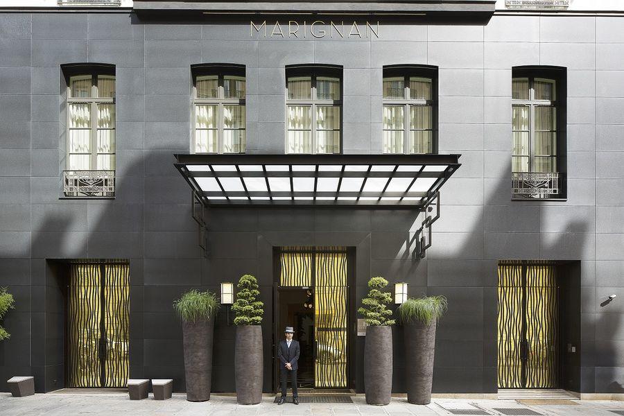Hotel Marignan - Facade