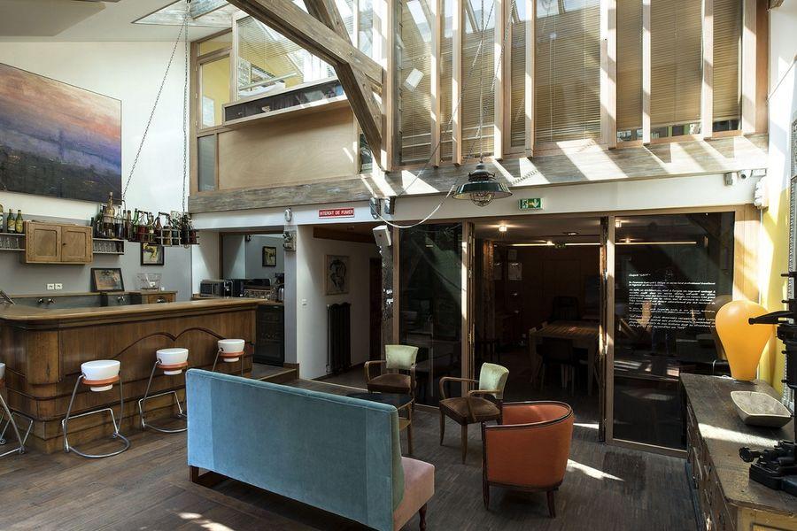La Charbonerie - Bar