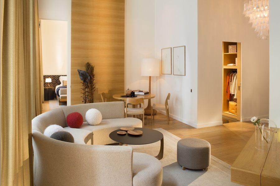 Hotel Marignan - Suite Prestige 5