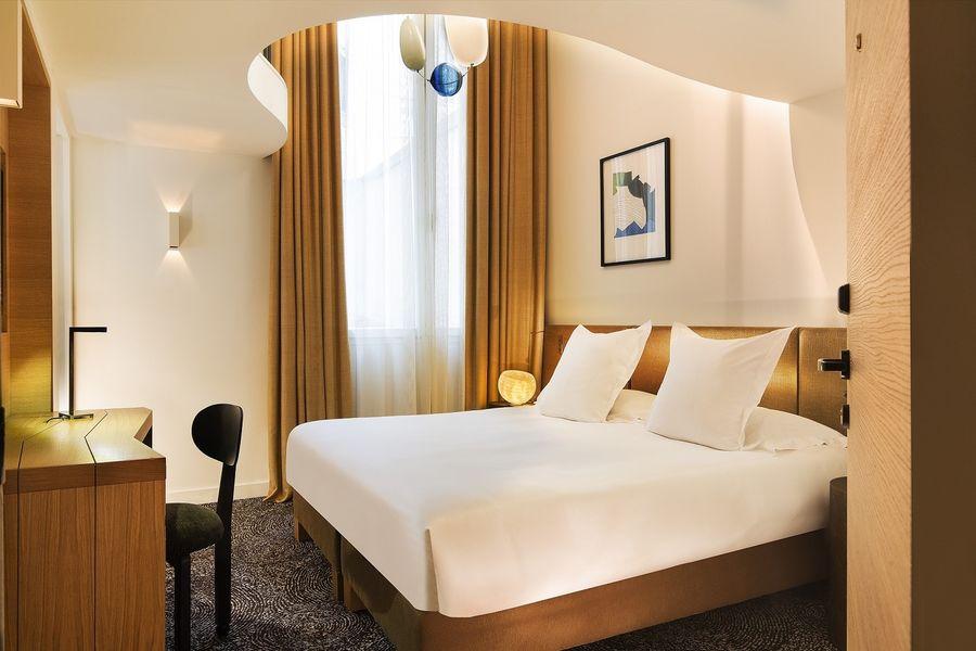 Hotel Marignan - Chambre