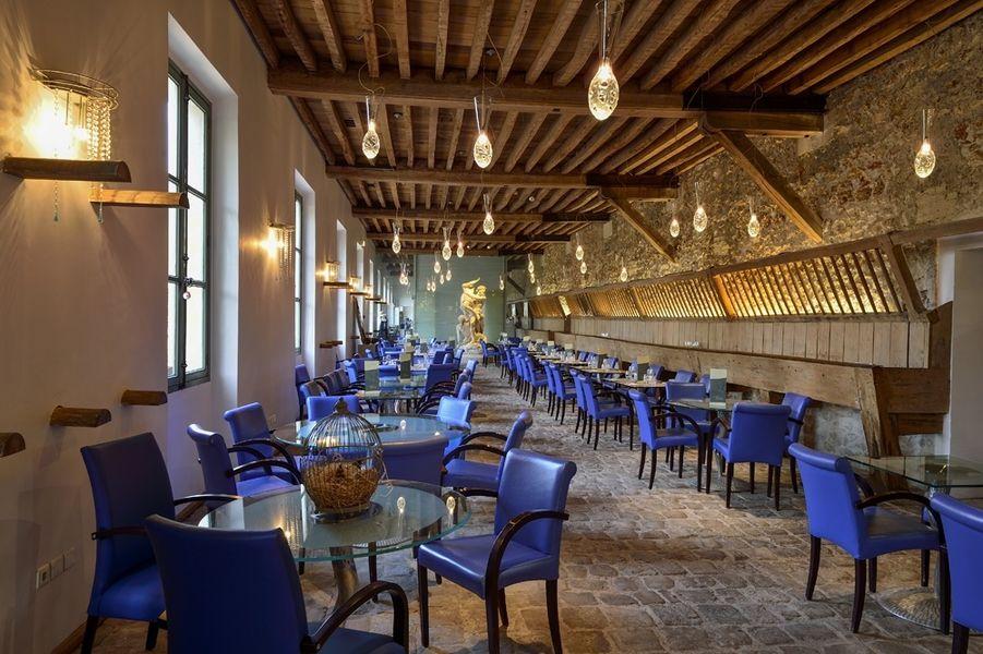 La petite venise - Salle de restaurant