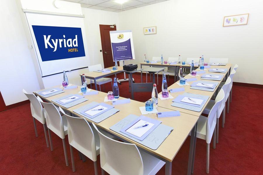 Kyriad Sud Porte d'Ivry - Salle de réunion 2