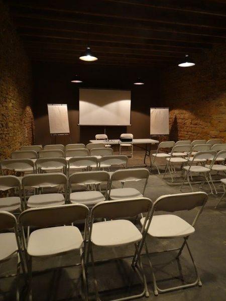 Domaine des Sources - Salle séminaire