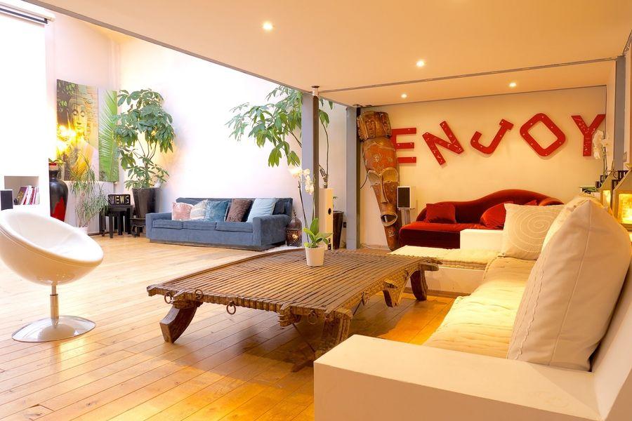 Upgrad - lounge