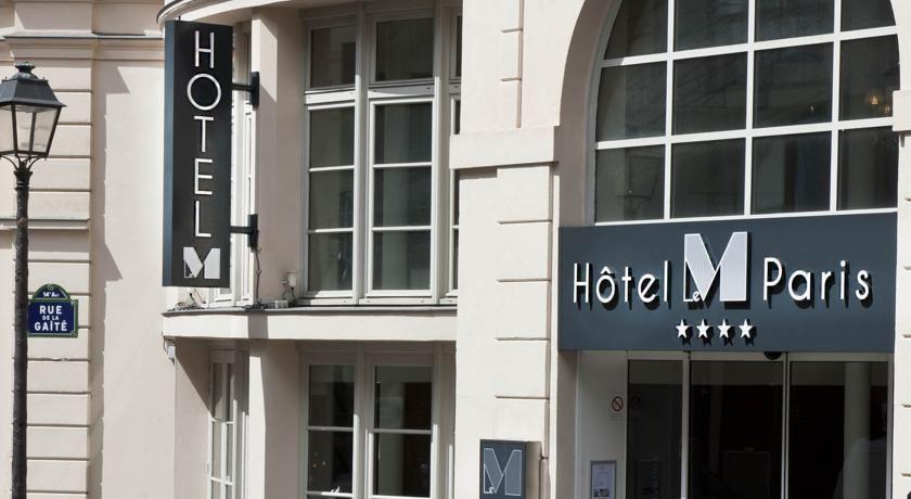 Hôtel Le M - Façade