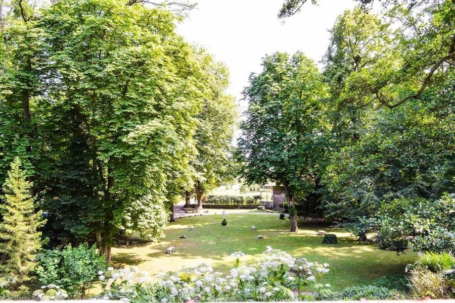 Les Jardins de l'Epicure - Jardin