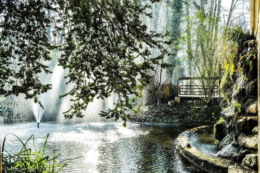 Les Jardins de l'Epicure - Vue extérieure