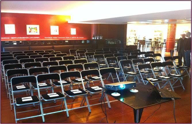 LAVINIA -Salle de conférence