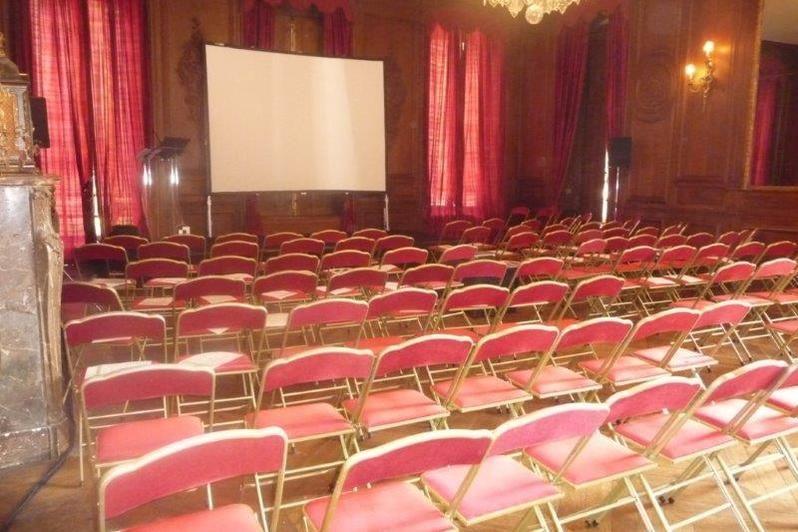 Château de Nandy - Salle de séminaire 1