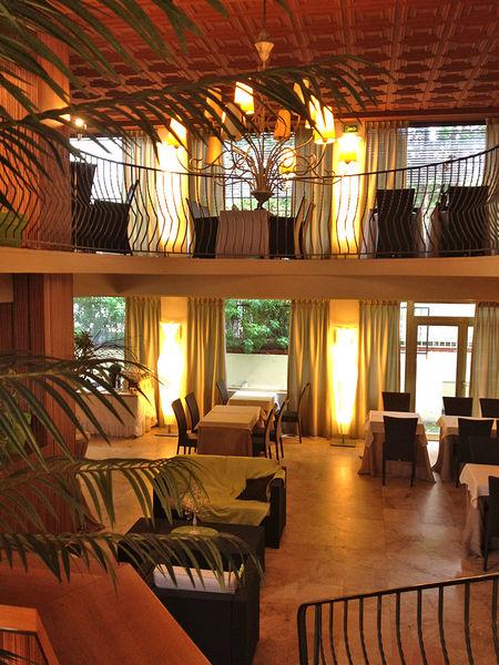 Au Pavillon Bleu - Restaurant 1