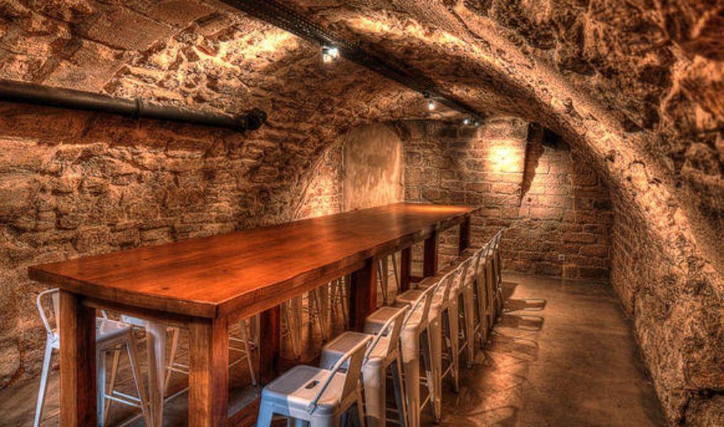 Vino e Cucina - Caves Voutées
