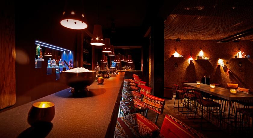 1 K Hôtel - Bar - Restaurant 1