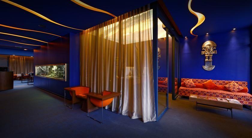 1 K Hôtel - Salon