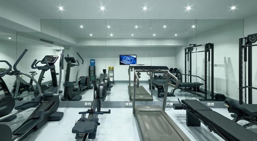 1 K Hôtel - Salle de Fitness