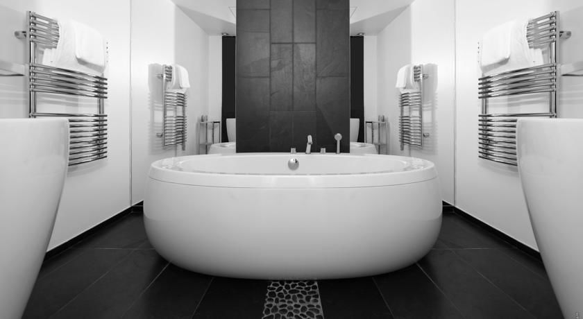 1 K Hôtel - Salle de bain