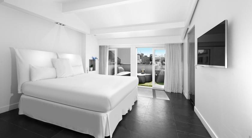 1 K Hôtel - Chambre 1