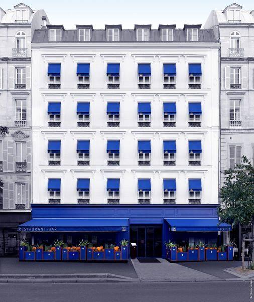 1 K Hôtel - Façade