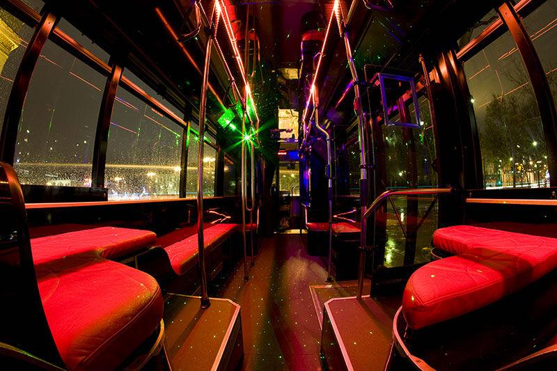 Les Bus Discothèque - Intérieur 9
