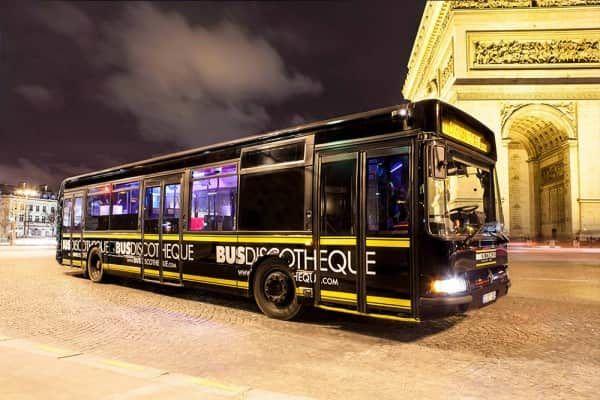 Les Bus Discothèque - Extérieur