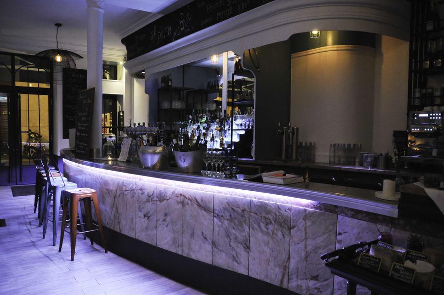 AG restaurant les halles - Bar