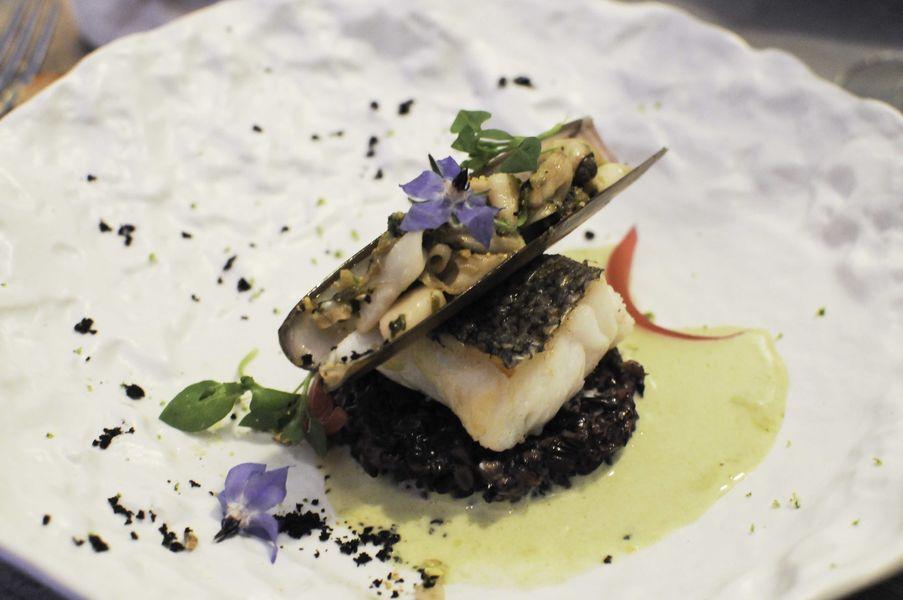 AG restaurant les halles - Cuisine gastronomique 2
