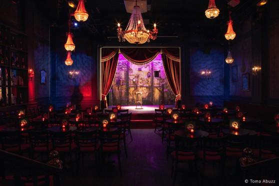Salle séminaire  - Le Comedy Club