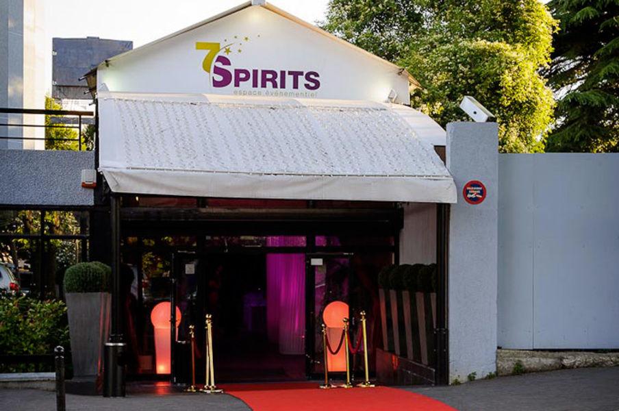 Seven Spirits - Entrée 88