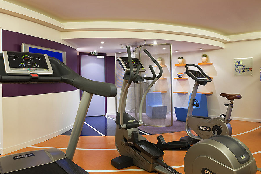 Novotel Paris la Defense - Salle de fitness